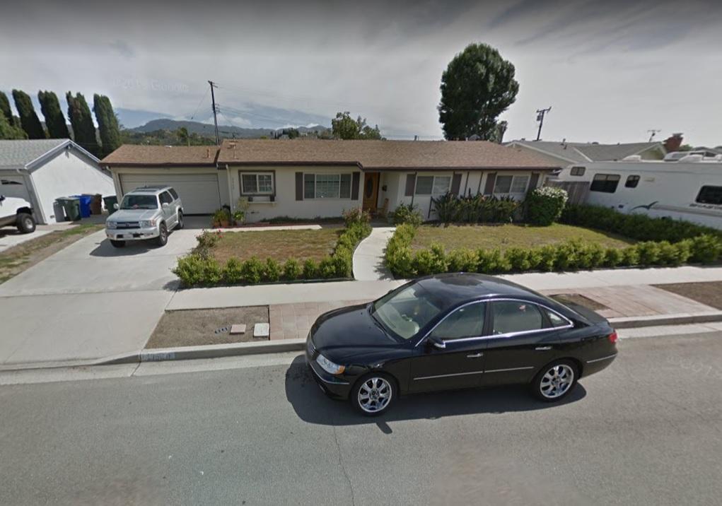 2960 HELEN CT. NEWBURY PARK, CA 91320