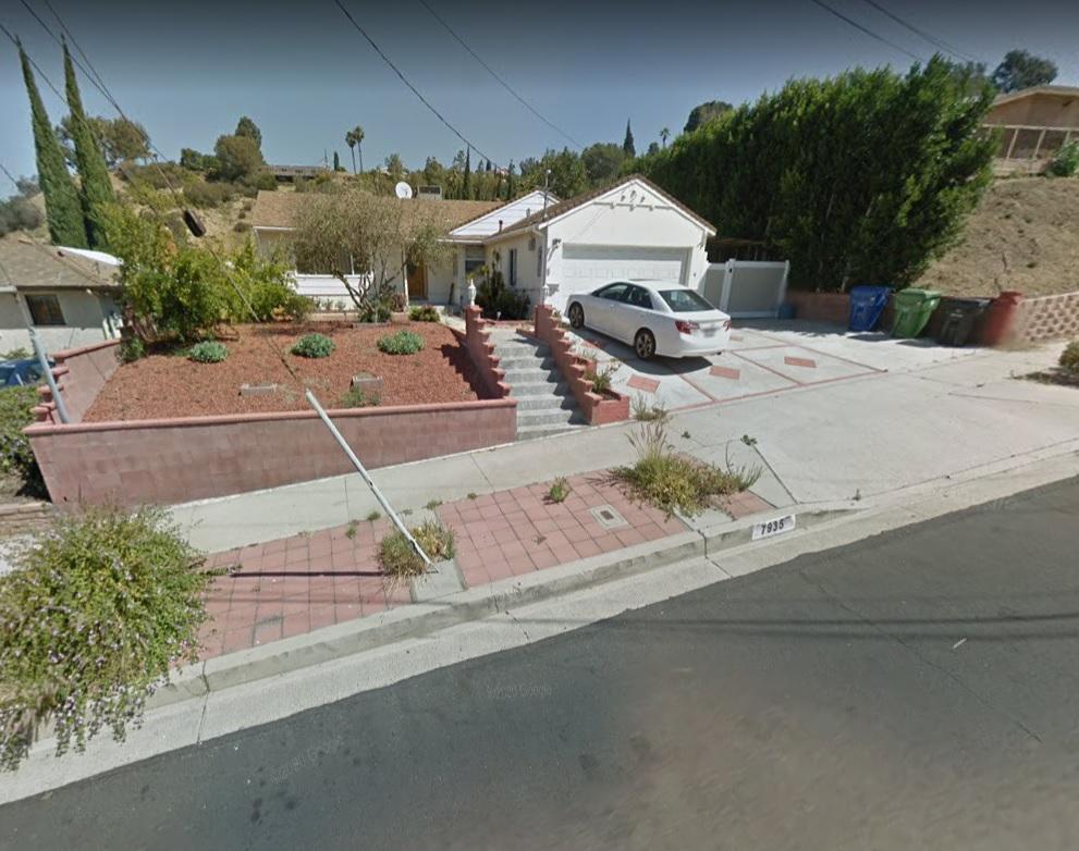 7935 HOLLYWOOD WAY SUN VALLEY, CA 91352